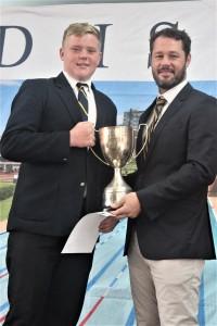 Water Polo Award Winner