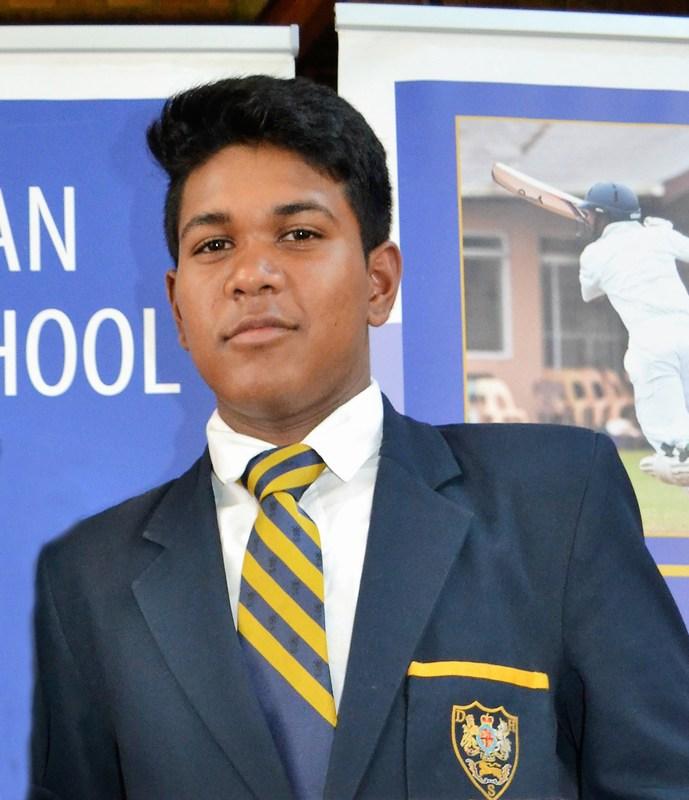 KZN Cricket - Brayden Sambhu