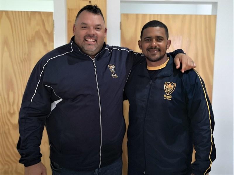 U18 Academy Week Rugby - Mr Ronnie Uys and Mr Florian Genade