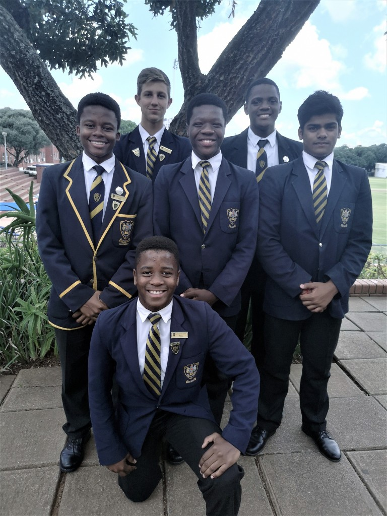 KZN Water Polo Reps