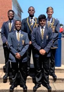 SA Water Polo Squads