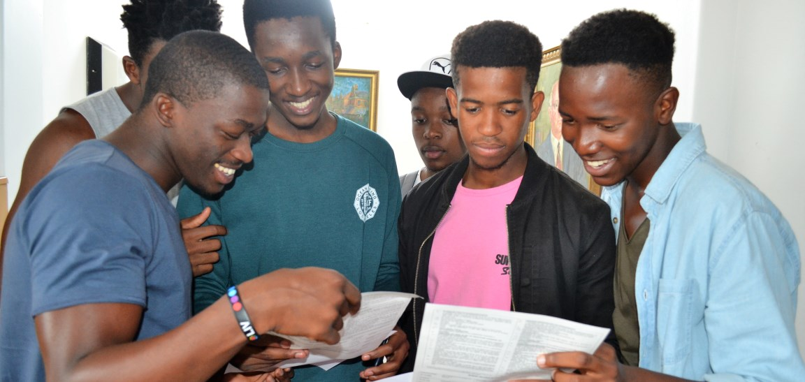 2016 Matric Results!