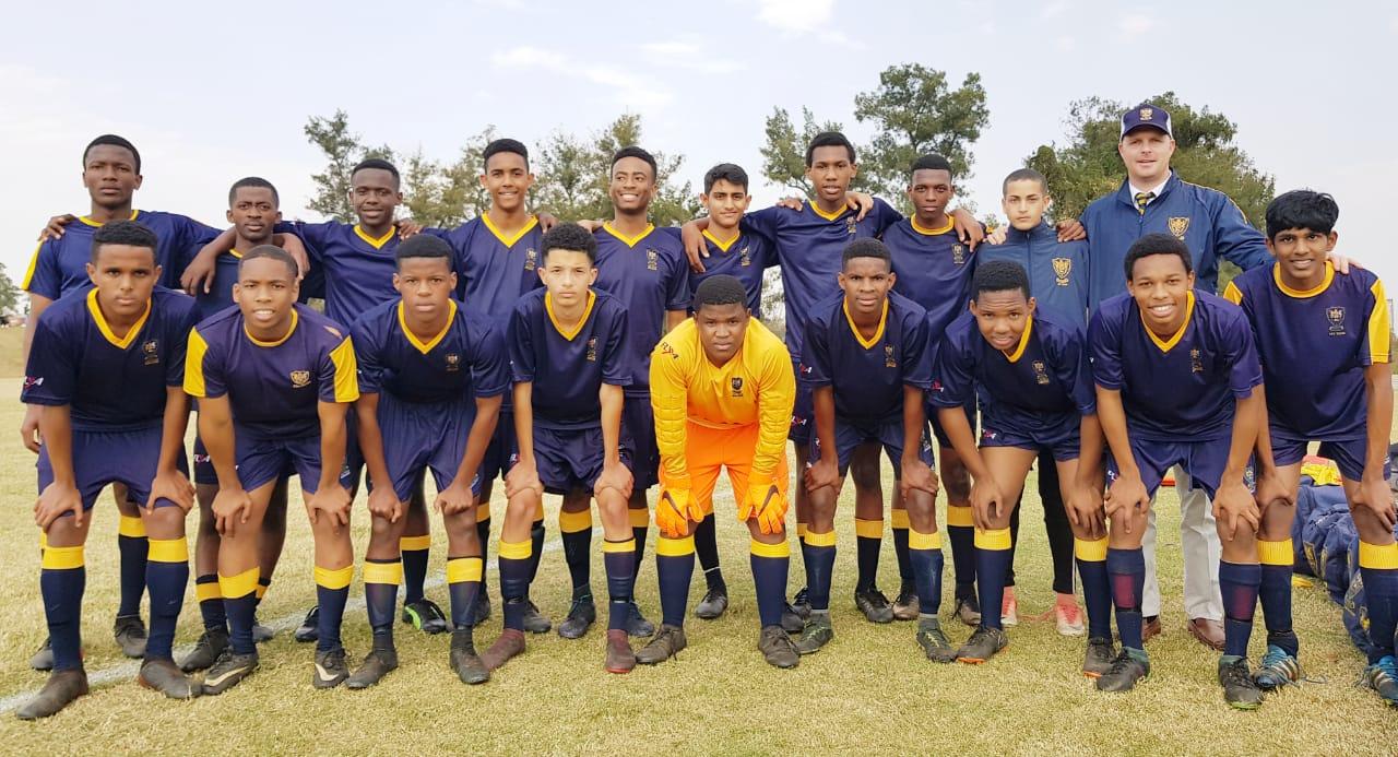 1st XI Football Team