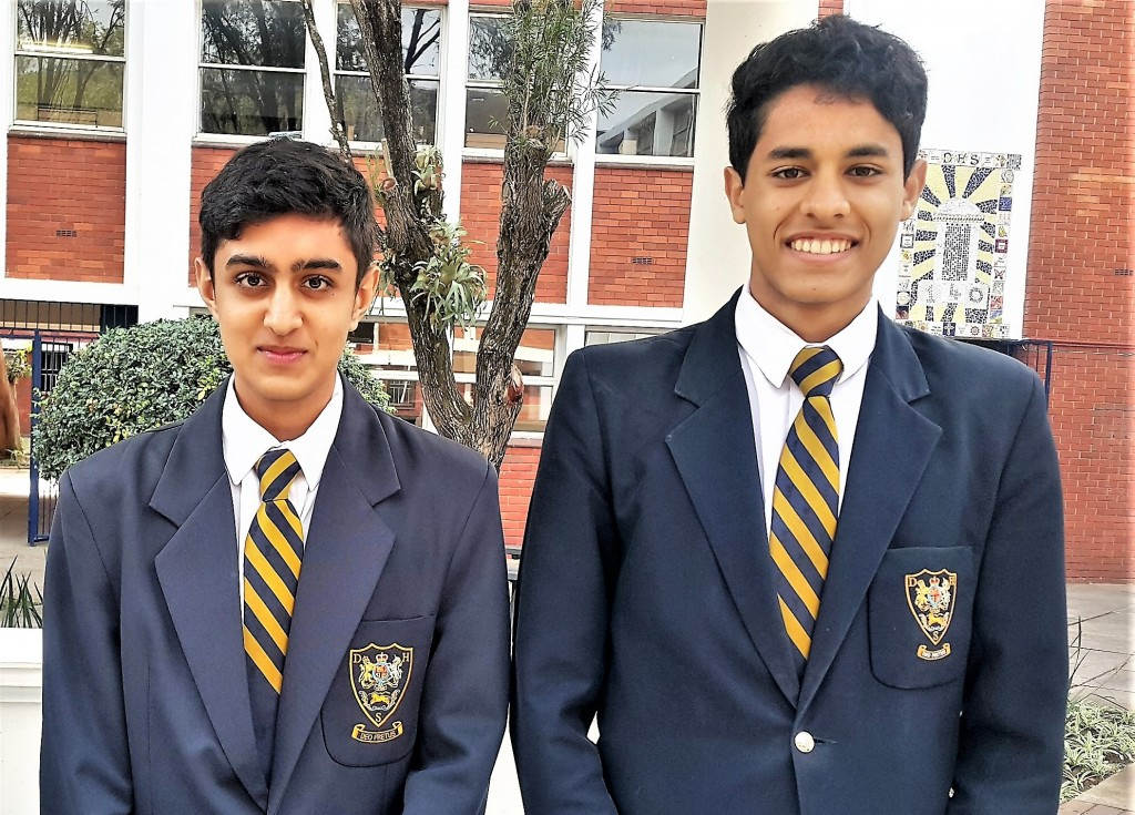 Naseem Essa and Adam Mohamed achieve Top Results for Cambridge