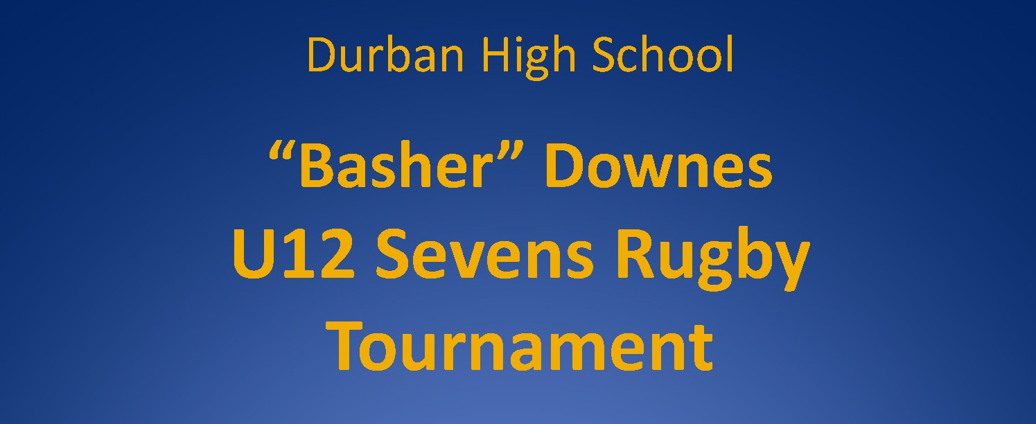 """U12 """"Basher"""" Downes Sevens Rugby Tournament"""
