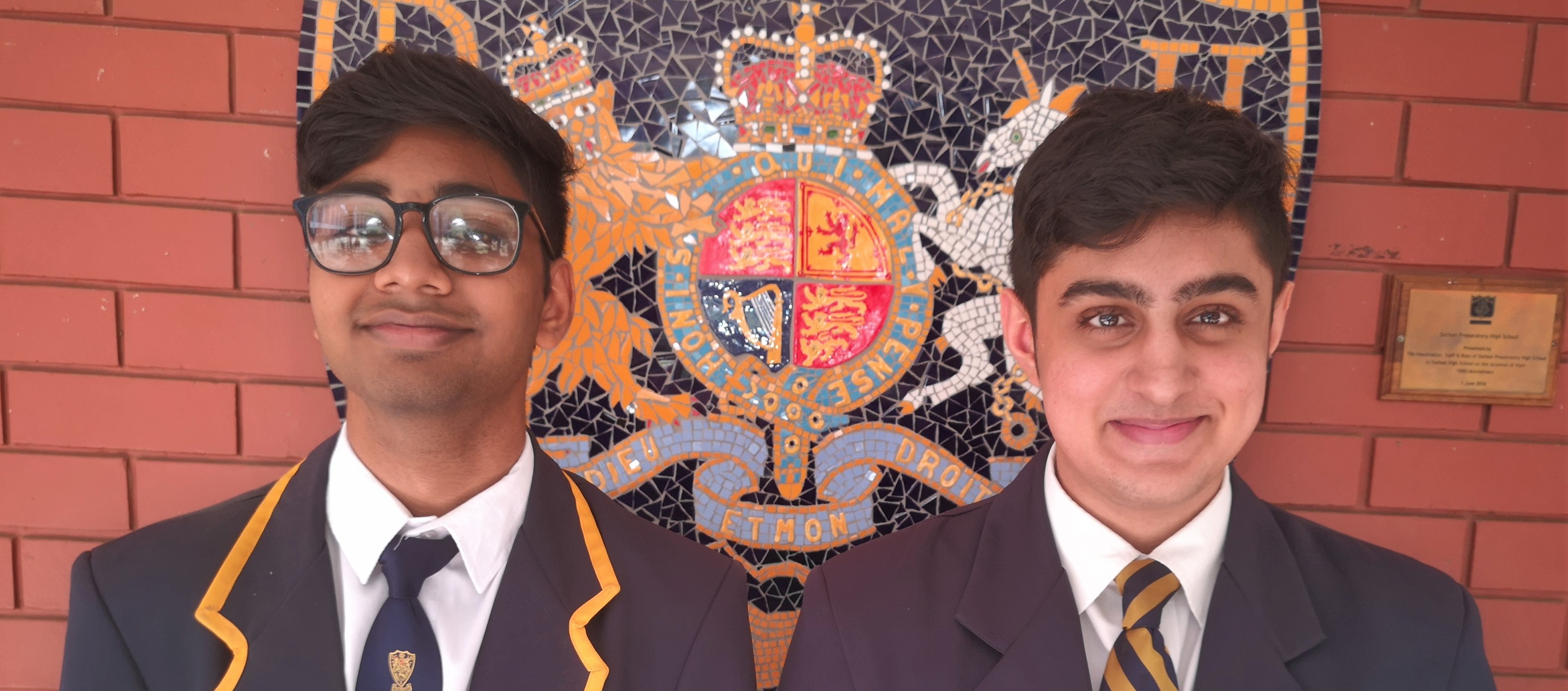 Sachin Pather and Naseem Essa
