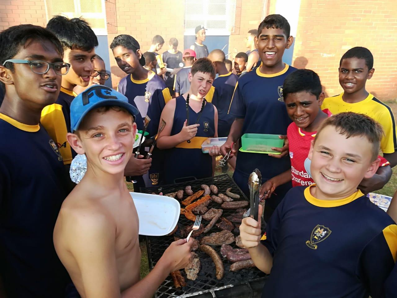 Grade 8 Leadership & Orientation Camp