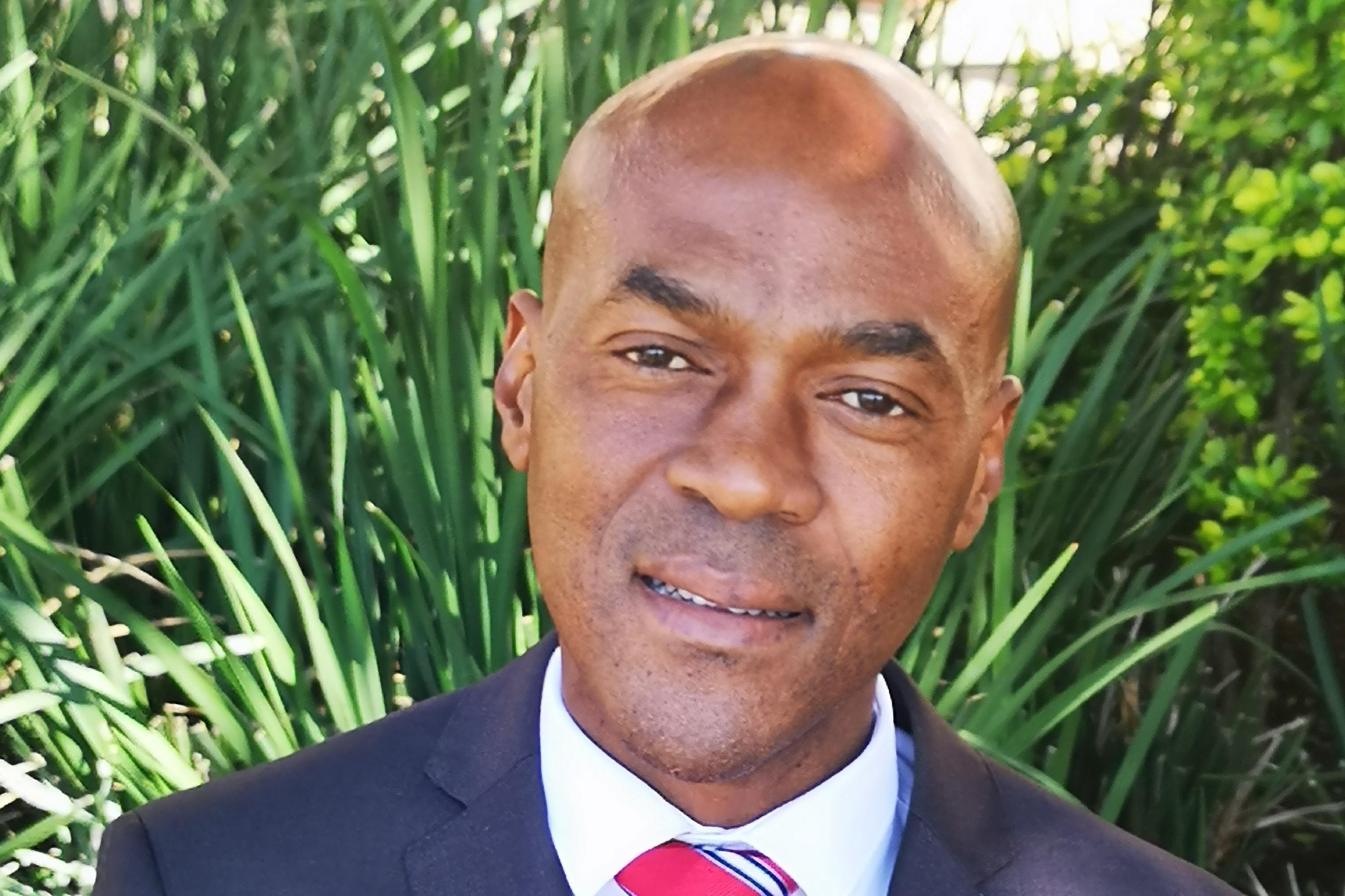 Welcome, Mr Simanga Ngcongo