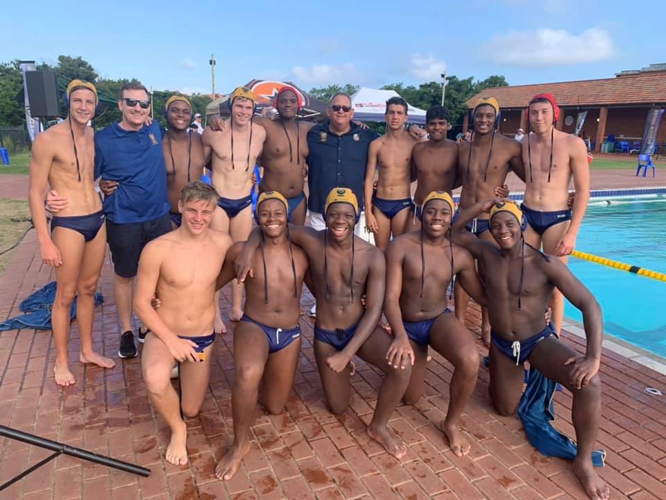 Water Polo 1st Team vs Reddham Umhlanga