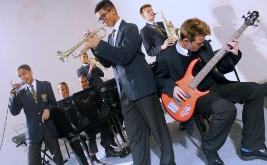 Music Boys Photoshopped