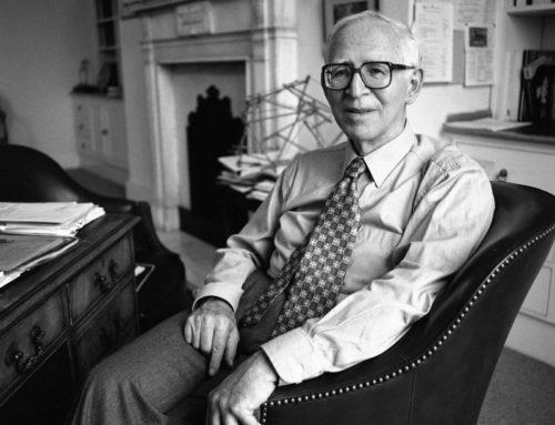 DHS Old Boy – Sir Arron Klug Remembered